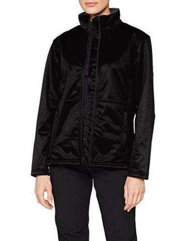 Result Core Ladies Soft Shell Jacket-R209F - Black / 2XL - Jackets & Fleeces Result