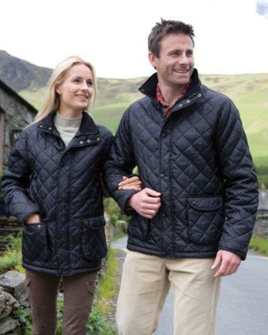 Result Urban Cheltenham Jacket-R195X - Black / 3XL - Workwear Jackets & Fleeces Result