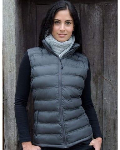 Result Urban Lady Ice Bird Padded Gilet - R193F - Workwear Jackets & Fleeces - Result Urban Outdoor Wear