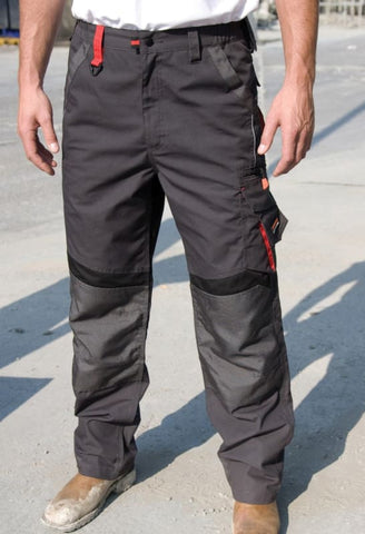 Result Workguard Technical Kneepad Work Trousers (Reg Leg 32) - R310XR - Trousers Result Workguard
