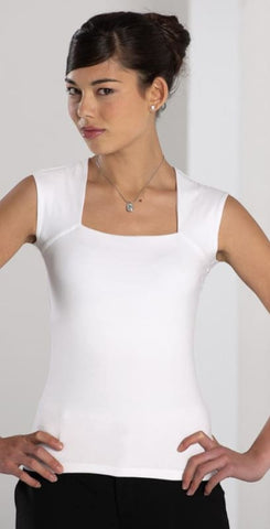 Russell Collection Sleeveless Top-990F - Shirts & Blouses Russell Collection