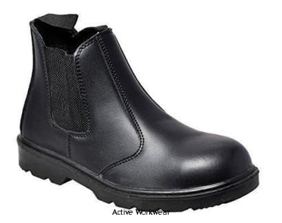 Steelite Dealer Boot S1P - FW51 - 38 / BLACK - Boots Portwest