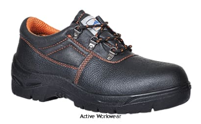 Ultra Safety Shoe S1P Steel Toe and Midsole - FW85 - Shoes Portwest