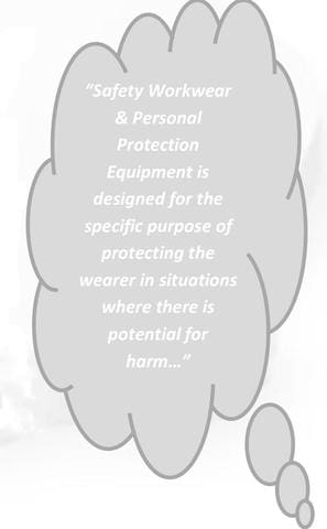 Why Wear Personal Protection Equipment