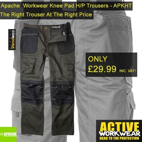 Apache Trousers