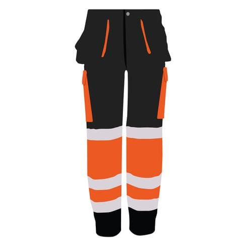 Cut Protective Work Trouser