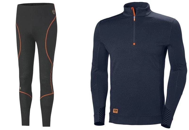 Helly Hansen Merino Base Layers Review
