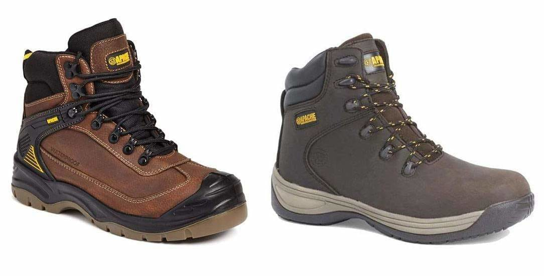 Keeping Your Feet Safe with Apache Steel Toe Cap