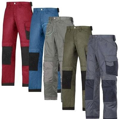Snickers trousers for all season
