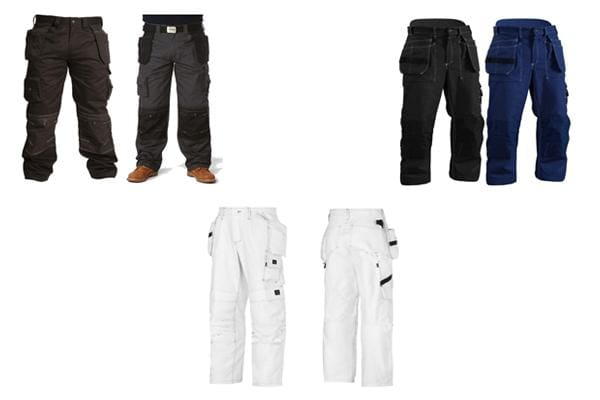 Top 3 best work trousers with kneepads