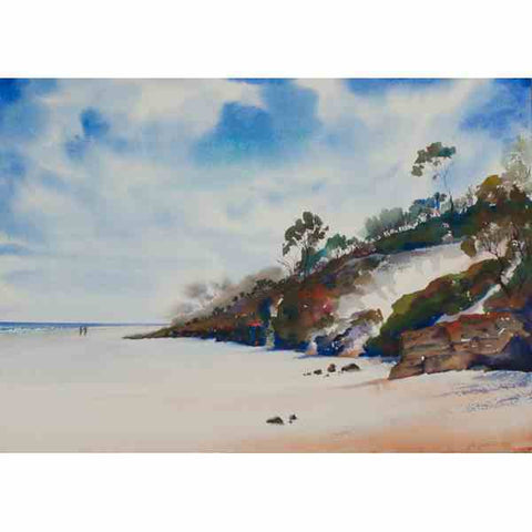 """75 Mile Stroll"" Original Watercolour by Jacqueline Hill [OR006]"