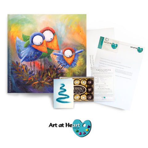 Joy-filled Art Christmas Gift Pack