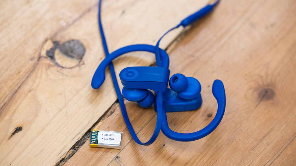 How To Replace The Battery On Beats Powerbeats 3 Wireless Earbuds Joe S Gaming Electronics