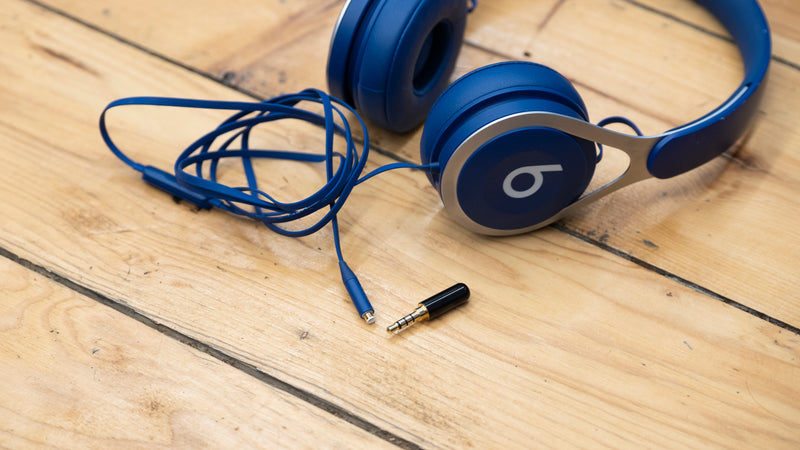 How to Replace the AUX Jack on Beats EP Headphones — Joe's Gaming &  Electronics | Beats Earbuds Wiring Diagram |  | Joe's Gaming & Electronics
