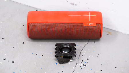 How to Replace A Blown UE Megaboom Speaker Driver