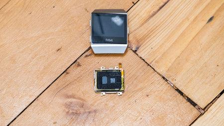 How to Replace the Battery in a Fitbit Ionic Smartwatch