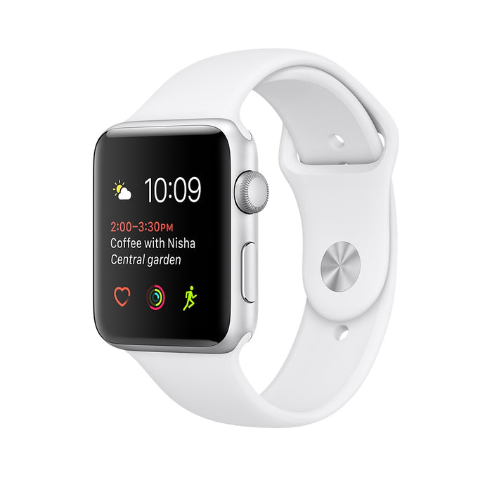 Apple Watch Smartwatch Series 2 42mm Sports Band GPS [Refurbished]