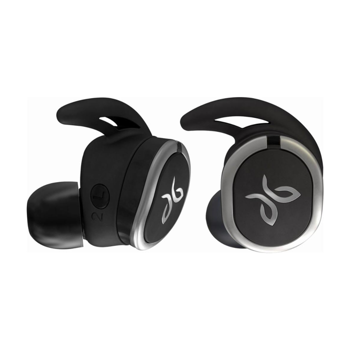 Jaybird Run True Wireless In Ear Sports Earbuds (Jet Black) - Refurbished