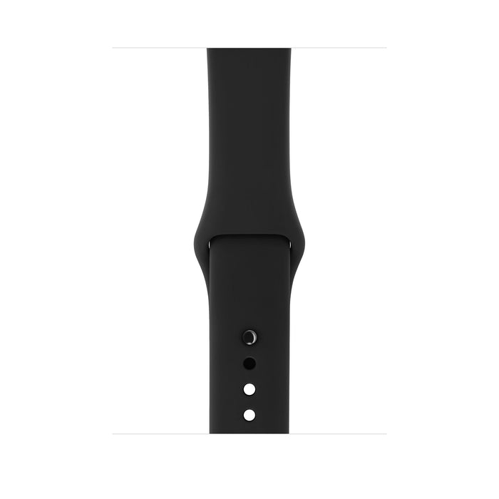 Apple Watch Series 3 38MM (GPS + LTE) Space Gray Aluminum Case [Refurbished]