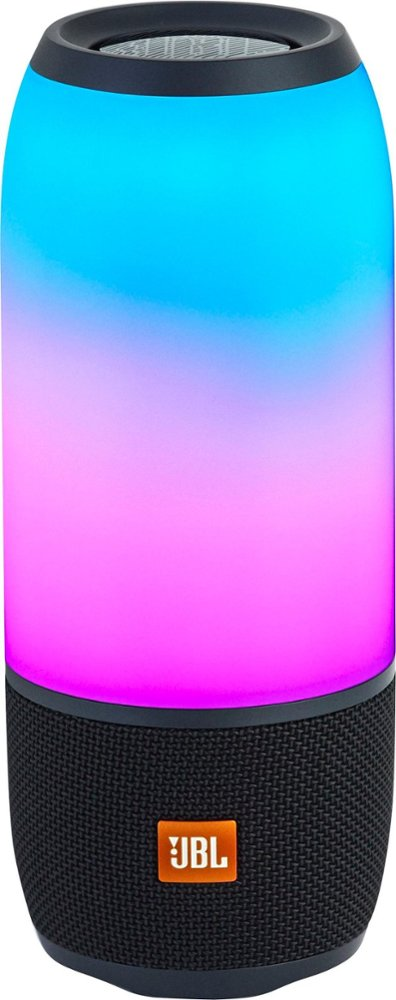 JBL Pulse 3 Portable Bluetooth Waterproof 360° Lightshow Speaker [Refurbished]