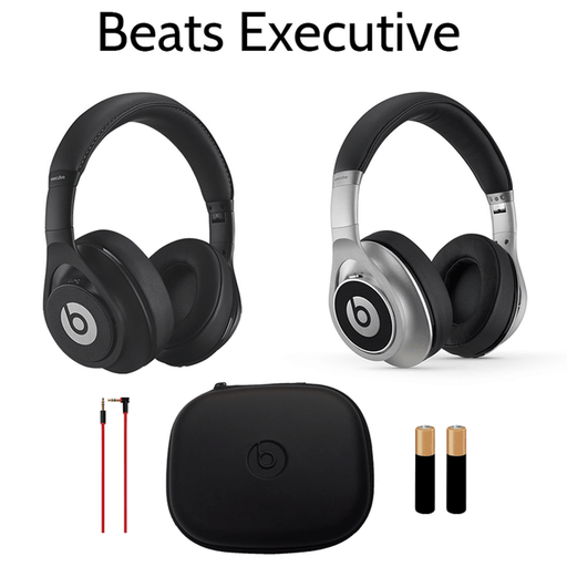 Beats by Dr. Dre Executive Headphones - Refurbished