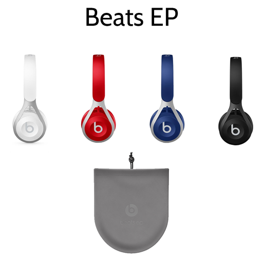 Beats By Dre EP Headband Headphones [Refurbished]