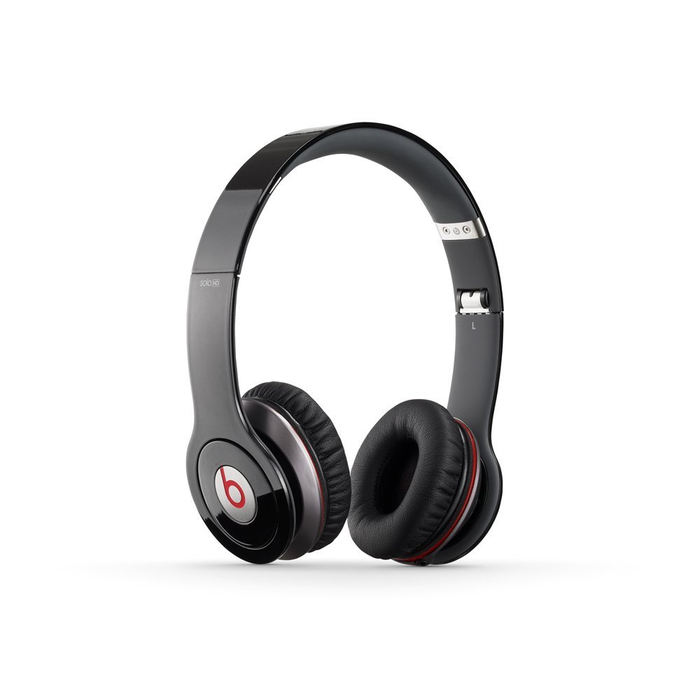 Beats by Dr. Dre Solo HD Wired Headphones [Refurbished]