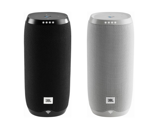 JBL Link 20 Smart Voice Activated Portable Wireless Bluetooth Speaker [Refurbished]
