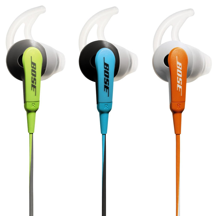 Bose SoundSport In-Ear Earbuds Headphones with Mic iOS