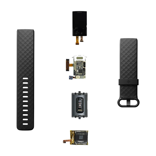 Fitbit Charge 3 FB409 Repair Replacement - Parts