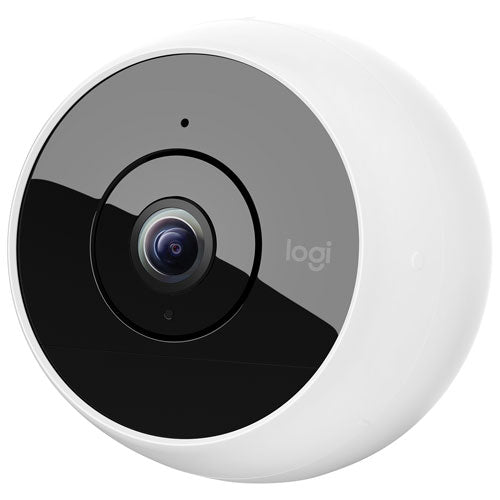 Logitech Circle 2 Wireless Wire Free Home Security Camera - Refurbished