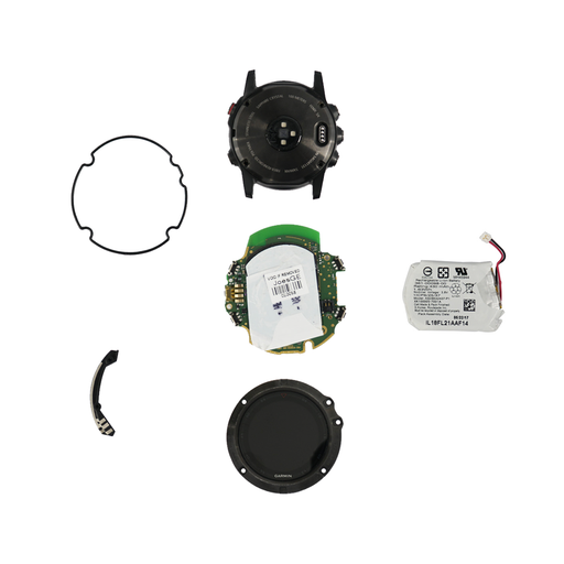 Garmin Fenix 5X Smartwatch Repair Screen Housing Board Battery - Parts