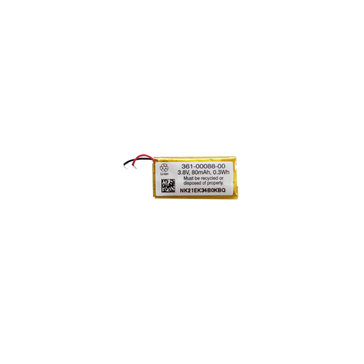 Garmin Vivosmart HR Battery Replacement 80mAh - Parts