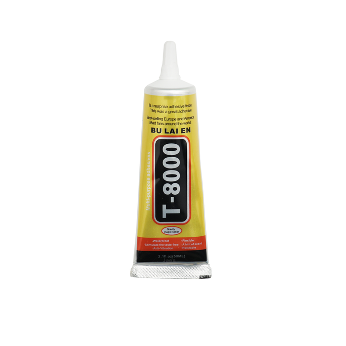 T-8000 T8000 Glue 50ML Clear Adhesive For Mobile Phone Smartwatch Earbuds - Glues