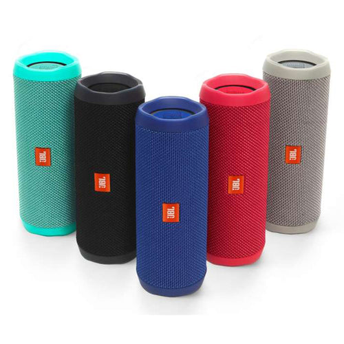 JBL Flip 4 Bluetooth Portable Speaker [Refurbished]