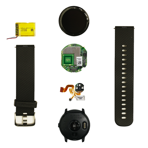 Garmin Vivoactive 3 Music GPS Smartwatch Repair Replacement - Parts