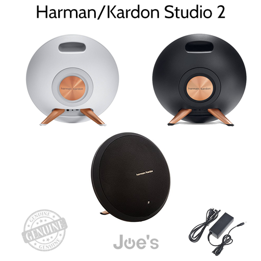 Harman Kardon Onyx Studio 2 Wireless Portable Bluetooth Speaker [Refurbished]