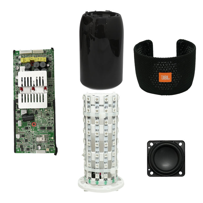 JBL Pulse 3 Speaker Lights Shell Board Repair - Parts
