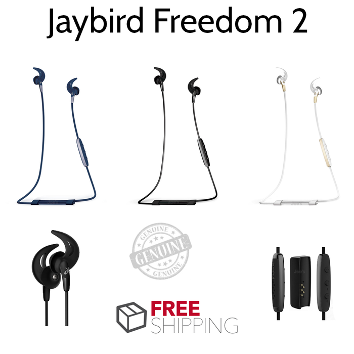 Jaybird Freedom 2 Wireless Sports Buds [Refurbished]