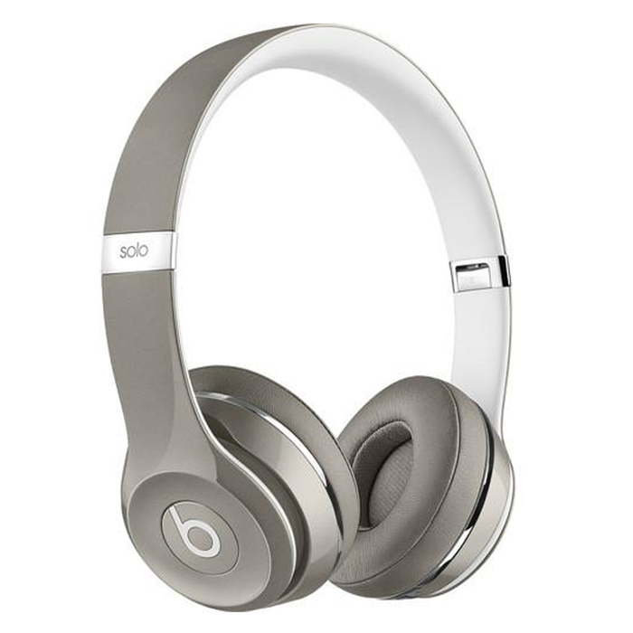 Beats by Dr. Dre Solo 2 Wired On-Ear Headband Headphones - Refurbished