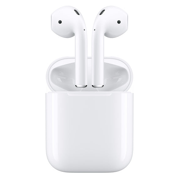 Apple AirPods With Charging Case White - Refurbished