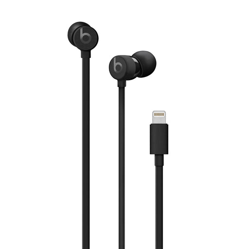 Beats By Dre UrBeats3 Earphones with Lightning Connector (Black) [Refurbished]