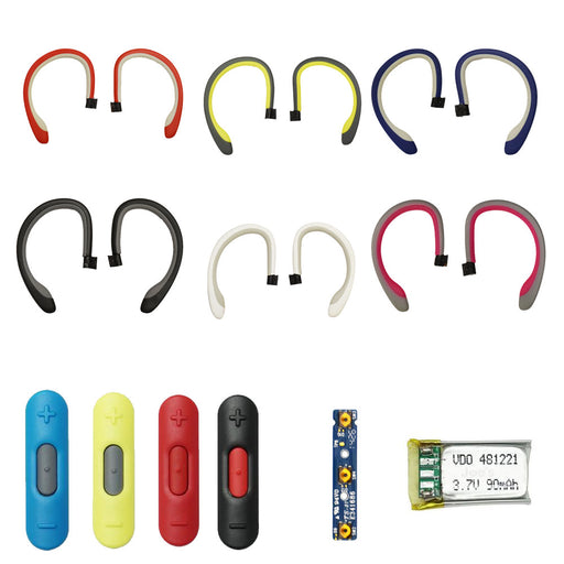 Beats By Dre Powerbeats 2 Wireless Battery Ear Hook Covers Board - Parts