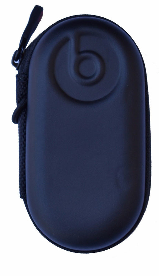 Beats By Dr. Dre Powerbeats Wired Earphones Leather Zipper Case - Accessoires