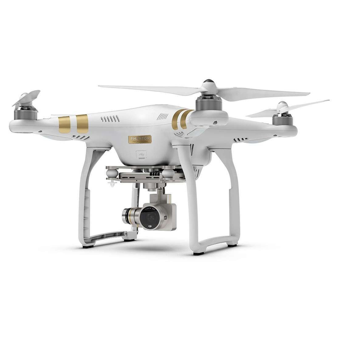 DJI Phantom 3 Professional Quadcopter 4K UHD Video Camera Drone [Refurbished]