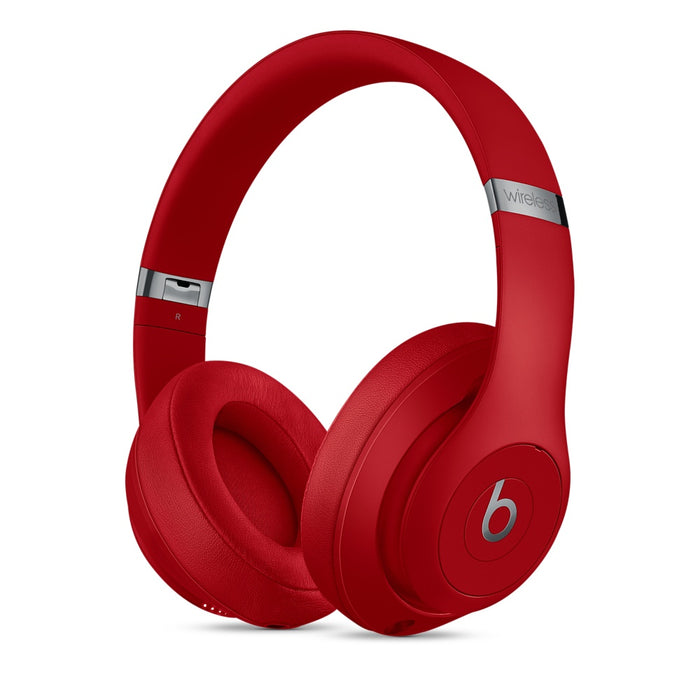 Beats By Dre Studio 3 Wireless Over-Ear ANC Noise Cancelling Headphones - Refurbished