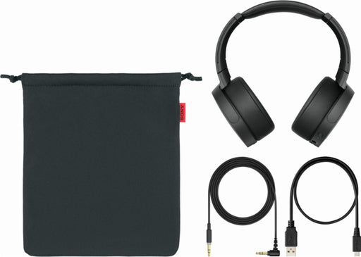 Sony XB950N1 Extra Bass Wireless Noise Canceling Headphones [Refurbished]