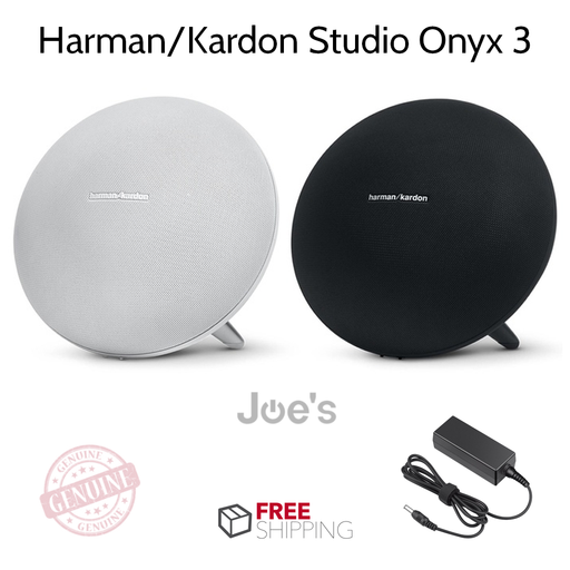 Harman Kardon Onyx Studio 3 Wireless Bluetooth Speaker System [Refurbished]