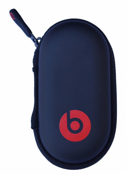 Beats By Dr. Dre Tour Tour 2 Earphones Leather Zipper Case