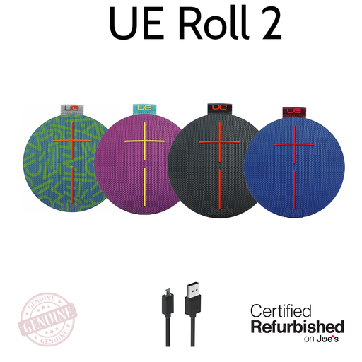 UE ROLL 2 Wireless Bluetooth Speaker [Refurbished]